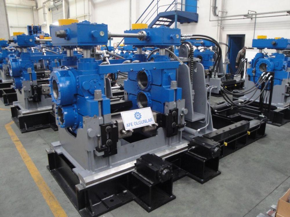 Rolling Mill Machines - Rolling Equipment - Afe Olgunlar